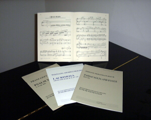Photo of publications